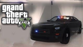 GTA 5 Online: FBI Buffalo & FBI SUV (GTA V)