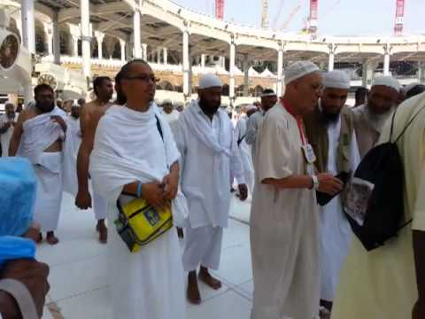Tawaf Baitullah part 2