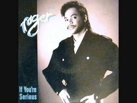 Roger Troutman If You Re Serious Remix Youtube