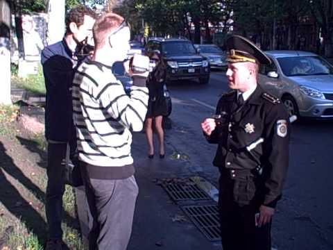 Poliţia rutieră sfidează cetăţenii