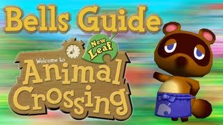 Animal Crossing: New Leaf How To Get 400k Bells Quickly