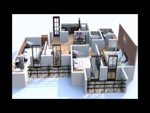 Amrapali Kingswood Has Modern Structure