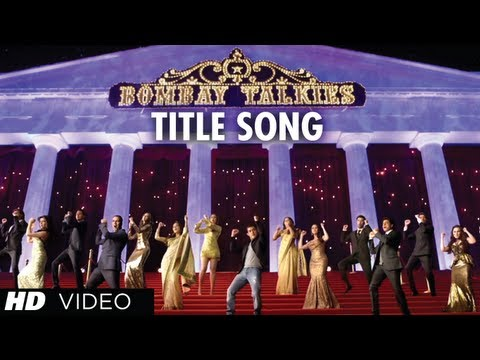 Apna Bombay Talkies Title Song (Video) | Shreya Ghosal, Udit Narayan, Sukhwinder Singh & Others