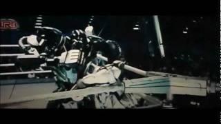 Real Steel Atom Vs Zeus Eminem Not Afraid