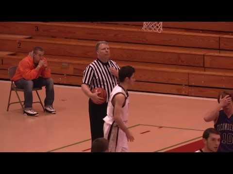 NCCS - Ticonderoga Boys 1-8-11