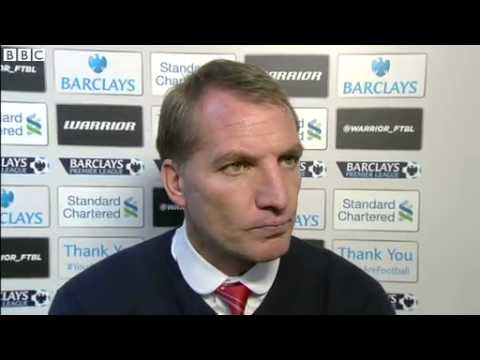 Liverpool 4 0 Fulham  Rodgers hails 'star talent' Luis Suarez