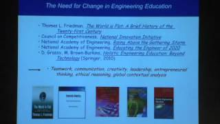 From the Ground Up- A Comprehensive Systems Approach to the Redesign of Engineering Education