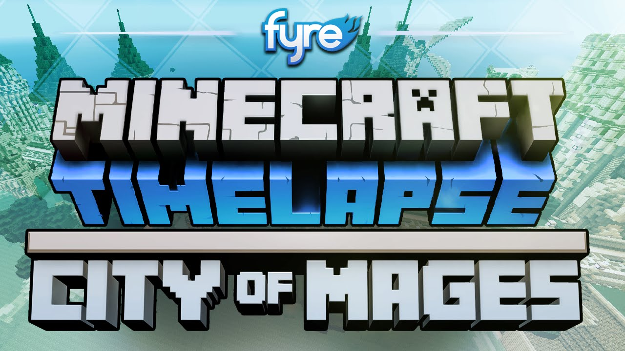 Скриншот для файла: Timelapse от FyreUK - Laenadur : City of Mages