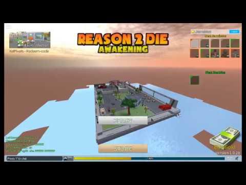 NO ZOMBIE??? - Reason 2 Die   Roblox [4]