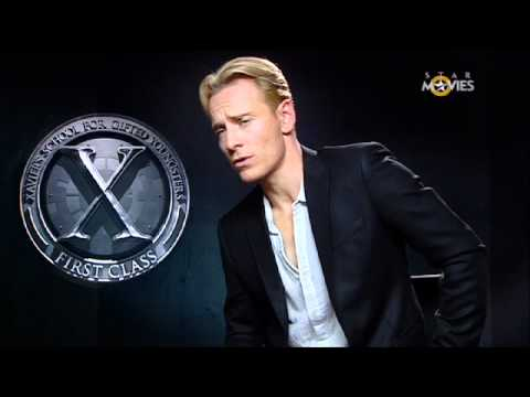 STAR Movies VIP Access: X-Men: First Class - Michael Fassbender