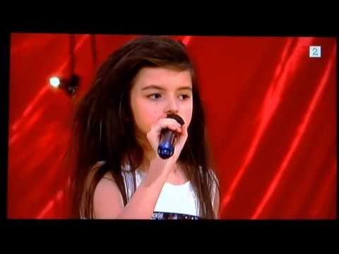 Gloomy Sunday ~Angelina Jordan ~ Norske Talenter 2014