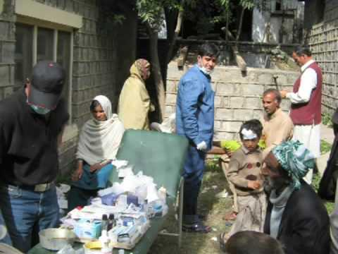Sarbuland Village - Petarian Foundation project for Earthquake Victims of AJK