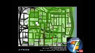GTA San Andreas Encontrando Las 5 NRG-500 (Moto 46 O De