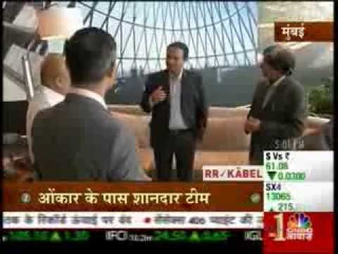 CNBC Awaaz India Real Estate Guide 08 March 2014 Omkar 1973 Worli - Part 1
