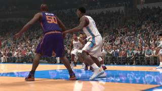 NBA 2K14 My Career-First NBA Game Time (Xbox One)