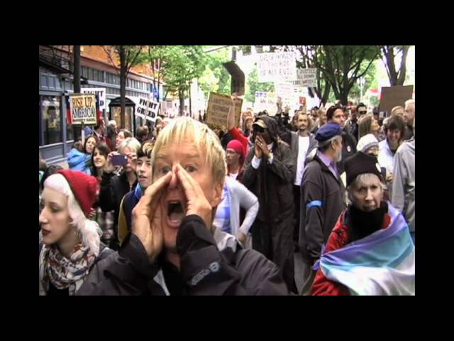 Occupy Portland: Capturing the spirit in 4 minutes.