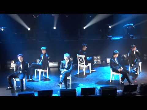 130507 - B.A.P - RAIN SOUND @ CLUB NOKIA [B.A.P LIVE ON EARTH LA]