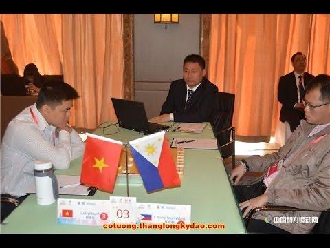 Bình luận cờ tướng - Trang Hoành Minh vs Lại Lý Huynh - Giải cờ tướng Liên minh trí lực quốc tế 2016