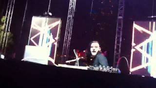 VIDEO: Skrillex at the NAME Music Festival