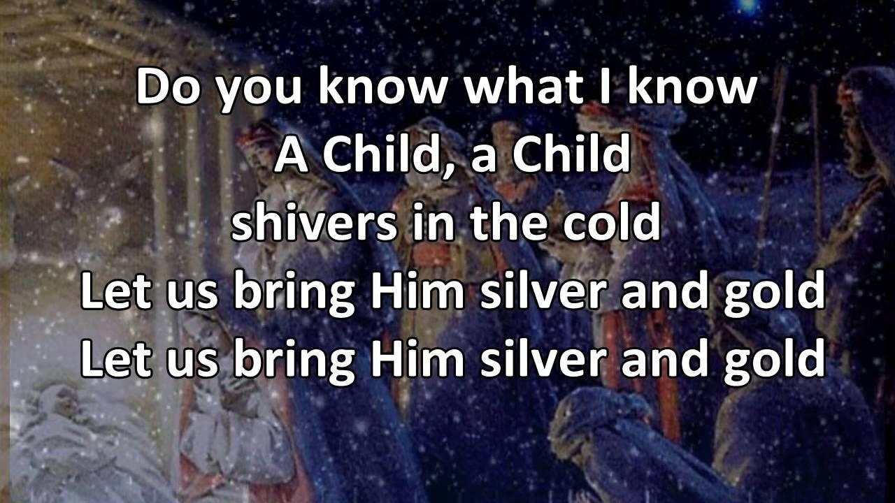Christmas Songs – Do You Hear What I Hear? Lyrics - Genius