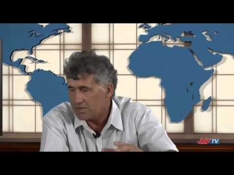 Entrevista com o Secret�rio de Educa��o - Sergi Mengarda