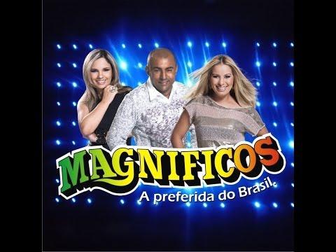 Banda Magnificos Sucesso 2013 - Na linha do Tempo