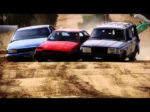 TOP GEAR - Corrida de Carros Malucos