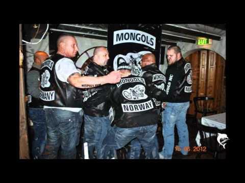 Mongols MC Kiel Norway Trip