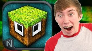 MonsterCrafter MINECRAFT MEETS POKEMON (iPhone Gameplay