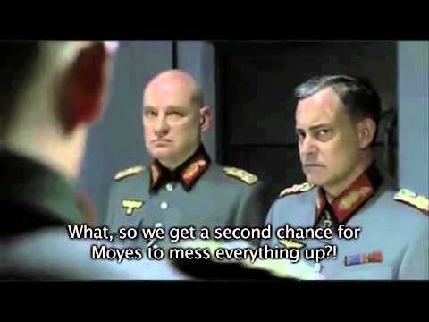 Hitler Reacts to Man United losing 2-0 to Olympiakos
