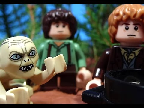 Lego Lord of the Rings Mashed Taters stop motion