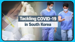 Tackling COVID-19 in South Korea