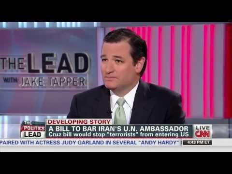 Ted Cruz: Iran's UN Ambassador Nomination 'Absurd'