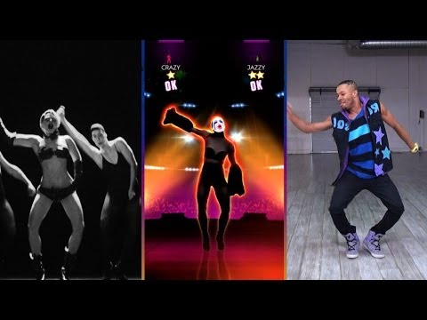Lady Gaga's Choreographer talks about Applause on Just Dance 2014, Richy Jackson, Lady Gaga's visual director and choreographer of the Applause music video, talks about collaborating with the creators of Just Dance 2014 to bring the official moves from Applause to the game!