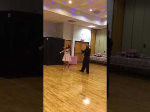 Sweet 16 Surprise Daddy Daughter Dance