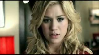 Because Of You Kelly Clarkson. Lyrics On Official Video