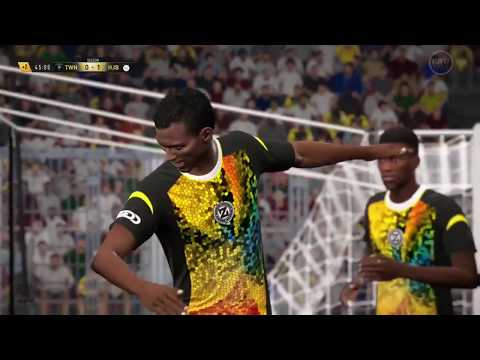 A COMPILATION OF MY BEST GOALS ON FIFA 17!   HazzaPlays
