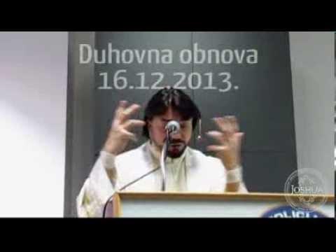 vlč. Zlatko Sudac - Duhovna obnova 16.12.2013.