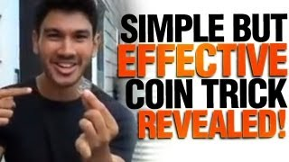 Simple But Effective Coin Trick Revealed!