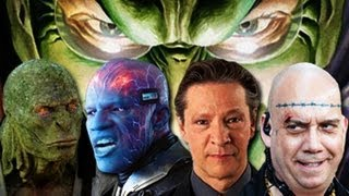 Ultimate Six In The Amazing Spider-Man 2