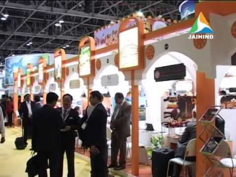 Arabian Travel Market, Gulf News, Middle East Edition, Jaihind TV, Kavya, 04-05-14