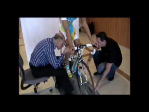 Alberto Contador: Estudio Biomecánico