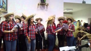 Missa Sertaneja Paróquia Nossa Senhora De Fátima 30