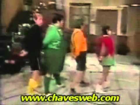 Turma do Chaves e Chapolim Colorado - A banda mais bonita da cidade