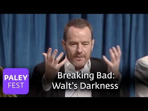 Breaking Bad - Bryan Cranston on Walt's Darkness (Paley Interview)