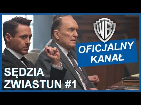 The Judge - Zwiastun #1