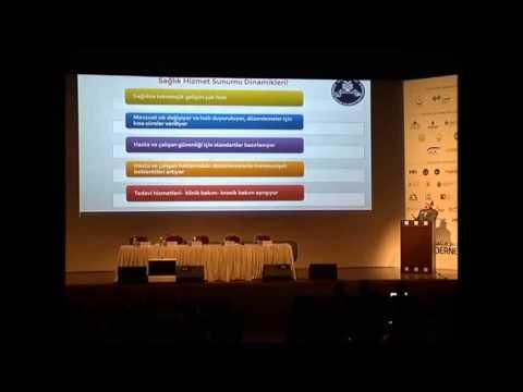 Eğitim Araştırma Hastanelerinde Yönetişim - (Sağlık Bilişim Zirvesi)
