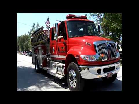Alburgh Parade 7-4-11