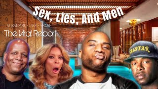 CHARLAMAGNE RESP•NDS To A!!€GAT!0NZ He And Wendy Williams H00K€D UP