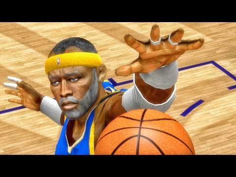 GRANDPA TRAINING WITH LEGENDS! NBA 2k16 My Career Xbox 360 Gameplay Ep. 3